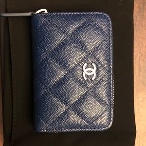 Chanel Classic Zippy Wallet